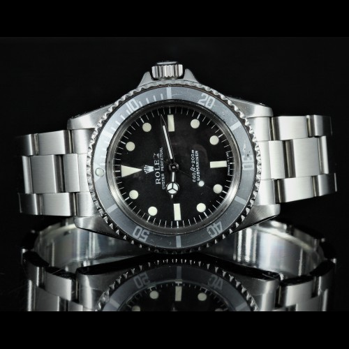 Rolex Submariner POINTED...