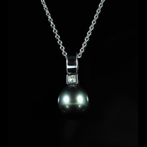 Pedentif perle