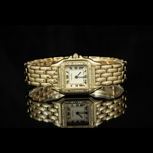 Cartier Panthère PM Or...