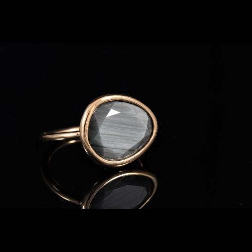 Bague pierre de lune
