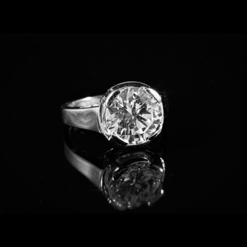 Solitaire 3,35 carats